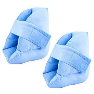 HAMILO 床ずれ防止 かかとあて 2個セット クッション 介護 看護 踵 カバー 介助 介護用品 (2個セット)|happy-square
