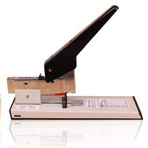 フェリモア ホチキス 大型ホッチキス ステープラー 大型業務用 卓上 ビジネス オフィス 家庭用 happy-square