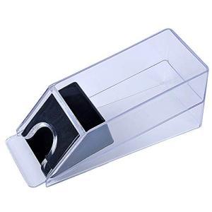 フェリモア カードシュー カードケース トランプ デック 収納ボックス カジノ 不正対策 (クリア)|happy-square