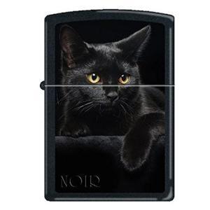 ZIPPO(ジッポー) Black Cat ブラック キャット 黒猫 5134 並行輸入品|happy-square