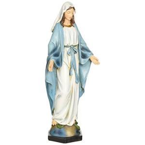聖母マリア像26cm キリスト教 マリア様 クリスマス インテリア アンティークスタイル|happy-square