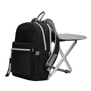 リュックチェア BigTron 椅子付リュック 超軽量 バックパックチェア キャンプ リュックサック 折りたたみチェア|happy-square