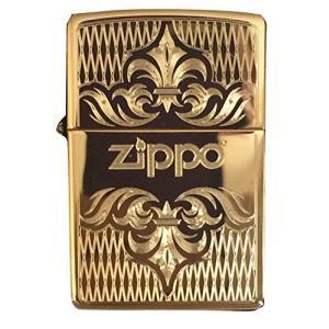 ZIPPO ジッポー オイル ライター USモデル リーガルデザイン 51155 [並行輸入品]|happy-square