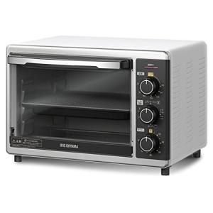アイリスオーヤマ コンベクションオーブン トースター ノンフライヤー グリル機能 15L PFC-D15A-W ホワイト|happy-square