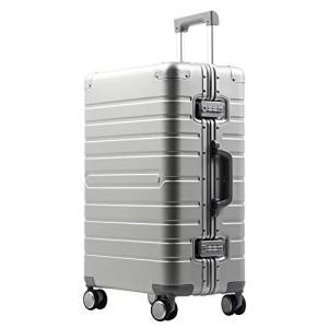kroeus(クロース)スーツケース キャリーケース アルミ・マグネシウム合金ボディ TSAロック ...