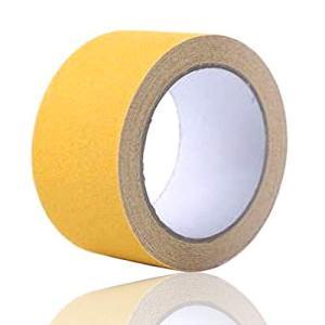 フェリモア 滑り止めテープ 耐水性 耐摩耗性 粘着テープ 屋外可 ロールタイプ 10cm幅 10m巻|happy-square