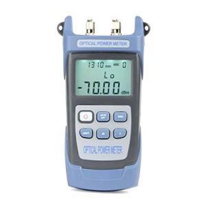 フェリモア 光パワー メーター 光ファイバー 測定器 計測 ケーブルテスター 電気通信業者向け|happy-square