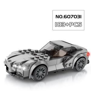 レゴ レゴブロック LEGO レゴスピードチャンピオン O 互換品クリスマス プレゼント