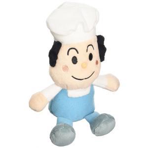 バタコさん ぬいぐるみ おもちゃ 赤ちゃん用 ベビー用 乳児用 人形 happy3baby