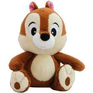 チップ ディズニー ぬいぐるみ 1歳 2歳 3歳 赤ちゃん おもちゃ 人形|happy3baby