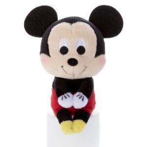 ミッキー ディズニー ぬいぐるみ 人形 ちょっこりさん プレゼント|happy3baby