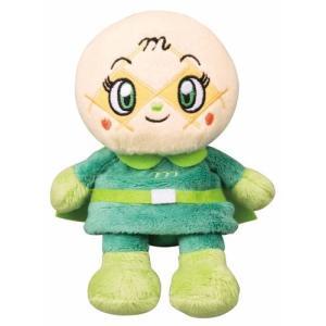 メロンパンナちゃん ぬいぐるみ おもちゃ 赤ちゃん用 ベビー用 乳児用 人形 happy3baby