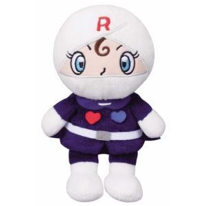 ロールパンナ ぬいぐるみ おもちゃ 赤ちゃん用 ベビー用 乳児用 人形 happy3baby