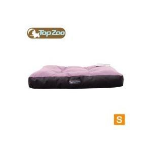 代引き不可フランス TopZoo/トップズー ドゥドゥリラックス キャンバスピンク S(W65×D45×H8cm)|happybasketfurniture