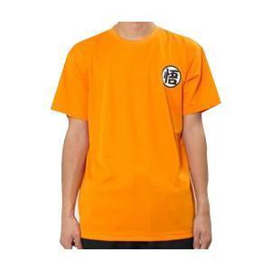 ドラゴンボール 悟空 スポーツTシャツ X513-601 オレンジ・A14 男女兼用 happybasketfurniture