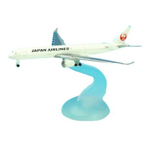 JAL/日本航空 JAL A350-900 ダイキャストモデル 1/600スケール BJS1007[検索用キーワード=JAL 模型 旅客機模型完成品 旅客機模型 1/600旅客機模型] happybasketfurniture
