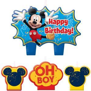 POPでアメリカンなミッキーマウスとハッピーバースデー!  いつの時代もみんな大好きなミッキーマウス...