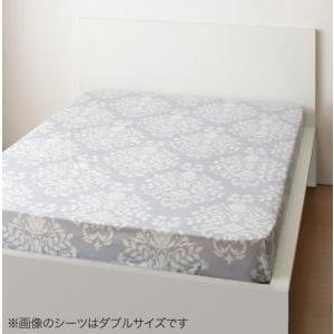 ベッド用BOXシーツ単品/シングル ボックスシーツシングル ベッドカバー ベッドシーツ エレガント ...