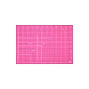 折りたたみカッティングマット A3サイズ CTMO-A3-P ピンク ×3セット