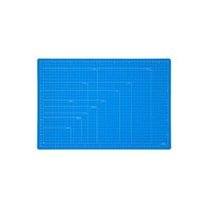 折りたたみカッティングマット A3サイズ CTMO-A3-SB スカイブルー ×3セット