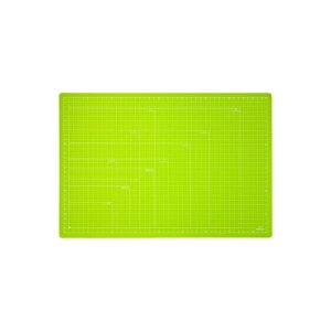 折りたたみカッティングマット A3サイズ CTMO-A3-G グリーン ×3セット