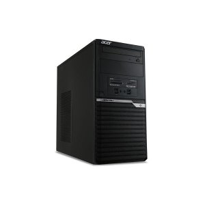 【直送】Acer VM6660G-N78UB (Core i7-8700/vPro/8GB/256GB SSD+1TBHDD/DVD+/-RW/Windows 10 Pro 64bit/DisplayPortx2/HDMI/VGA/1年保証/ブラッ...|happyconnect