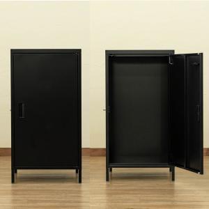 宅配ボックス大容量 ハイタイプ ブラック (BK)〔組立品〕|happyconnect