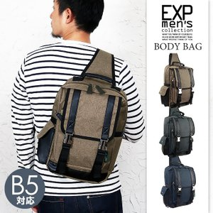 ボディバッグ ショルダーバッグ バッグ メンズ 斜め掛け カバン 鞄 メール便不可|happyexp3go