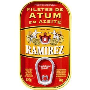 Ramirez(ラミレス) プレミアムツナ オリーブオイル漬け ブロック 120g