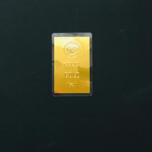 純金 インゴット カード 1g 徳力本店 24金 グッドデリバリーバー ゴールドバー 金塊 金の国際...