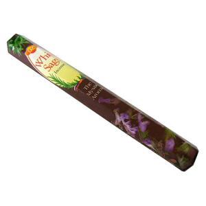 HEMのホワイトセージとはまた違いクール系のような香りはなく、ほのかに甘さのある温かみのある香りです...