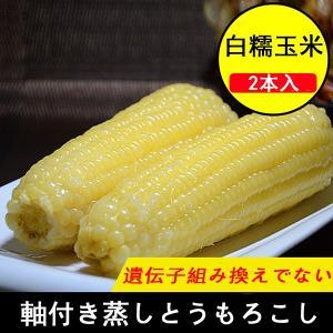 モチとうもろこし2本入 冷凍糯玉米棒 コクあり  冷凍食品 ...