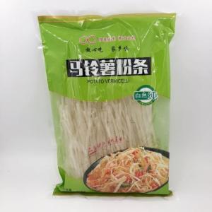 ジャガイモ春雨  馬鈴薯粉条 土豆粉400g 料理店人気食材...