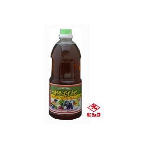 ヒシク藤安醸造 つけやったもんせ 1L×8本【代金引換決済はできません】|happyness