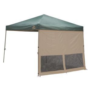 お持ちのタープに取り付ける事で居住性をさらにUP!!遮光と風通しを両立させた快適タープサイドウォール...