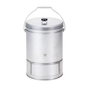 燻製器 くんせい器 スモークマシン スモーク缶 温度計付 バンドック BUNDOK BD-439|happyness