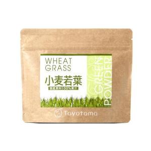 トヨタマ 国産 小麦若葉100%青汁 無添加 ピュアパウダー 90g happyness