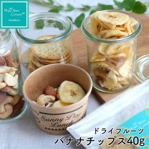 フィリピン産 バナナチップス 40g 健康おやつ カリウム ドライフルーツ ナッツ専門店 ハッピーナッツカンパニー|happynutscompany