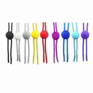 結ばない靴ひもです。超強力ゴムで伸びる靴ひもです。 2足組のセットです。 ほどける心配がない、ほどけ...