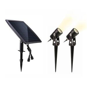 送料無料 ソーラーランタン 防災グッズ 非常用電源 停電対策 2個セット ソーラーライト USB&ソ...