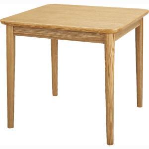 ダイニングテーブル 北欧デザイン 正方形 75×75 おしゃれ|happyrepo|03