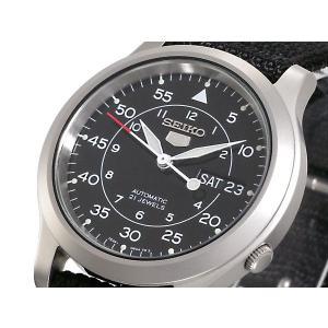 セイコー5 SEIKO5 自動巻き 腕時計 メンズ SNK809K2|happyrepo