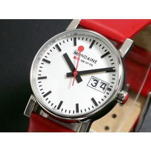 腕時計 レディース MONDAINE 腕時計 レディース A669.30305.11SBC|happyrepo
