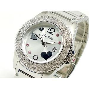 フォリフォリ FOLLI FOLLIE 腕時計 WF9A049BTS|happyrepo