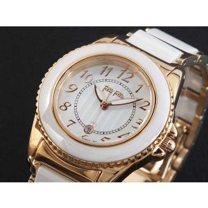 フォリフォリ FOLLI FOLLIE 替えベゼル付き 腕時計 WF1R001BDW|happyrepo