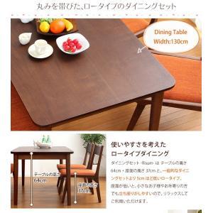 ダイニングテーブルセット 2人掛け おしゃれ 4点セット(テーブル+チェア2脚+ベンチ) 木製アッシュ材 happyrepo 04