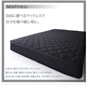 シングルベッド 照明・コンセント付き収納ベッド ボンネルコイルマットレス付き(レギュラー) シングル happyrepo 15