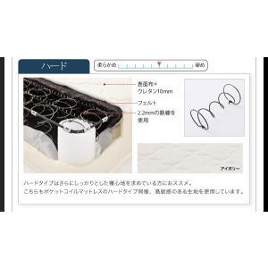 シングルベッド 照明・コンセント付き収納ベッド ボンネルコイルマットレス付き(レギュラー) シングル happyrepo 20