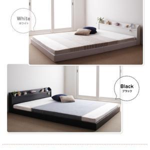 親子で寝られる棚・照明付き連結ベッド セミシングル フレームのみ|happyrepo|19