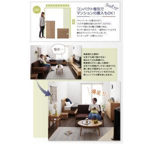 ソファー 1人掛け ワンルームに置ける北欧デザイン木肘ソファ おしゃれ happyrepo 11